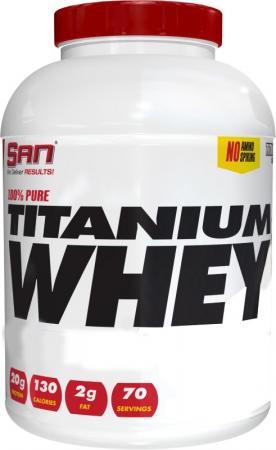 SAN 100% Pure Titanium Whey, 2.27 кг