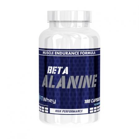 Fit Whey Beta Alanine, 180 капсул