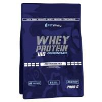 Fit Whey Whey Protein 100 Concentrate, 2 кг