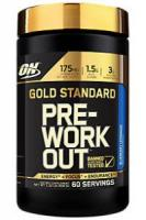 Optimum USA Gold Standard Pre Workout, 600 грамм