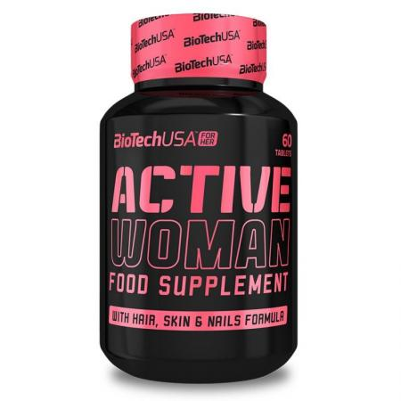 BioTech Active Woman, 60 таблеток