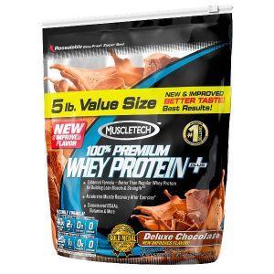 Muscletech 100% Premium Whey Protein, 900 грамм