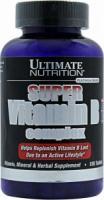 Ultimate Nutrition Super Vitamin B-Complex, 150 таблеток