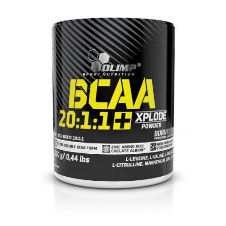 Olimp BCAA 20:1:1 Xplode, 200 грамм