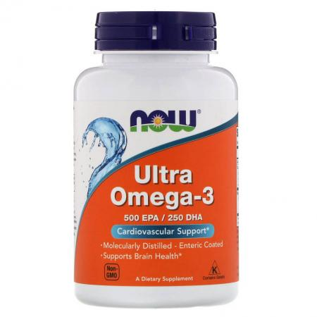 NOW Ultra Omega 3