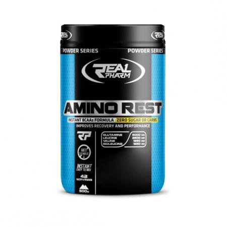 Real Pharm Amino Rest, 500 грамм