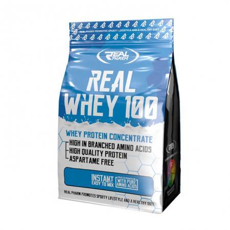 Real Pharm Real Whey 100, 700 грамм