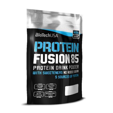 BioTech Protein Fusion 85, 454 грамм