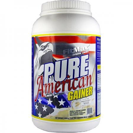 FitMax Pure American Gainer, 4 кг