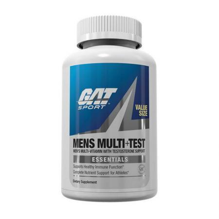 GAT Essentials Mens Multi+Test, 150 таблеток