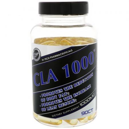 Hi-Tech CLA 1000, 90 капсул