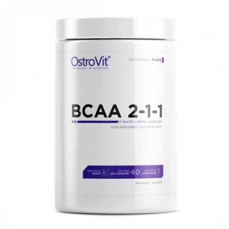 OstroVit BCAA 2:1:1, 400 грамм