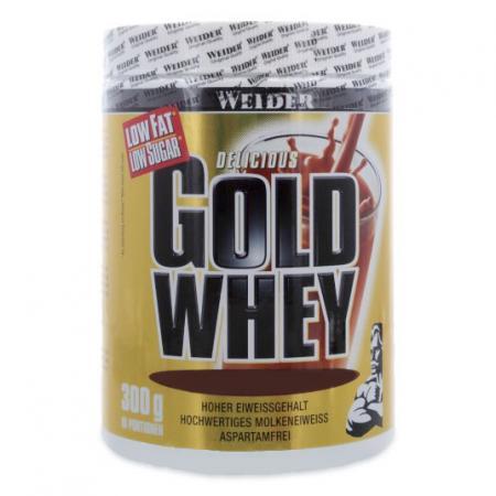 Weider Gold Whey, 300 грамм