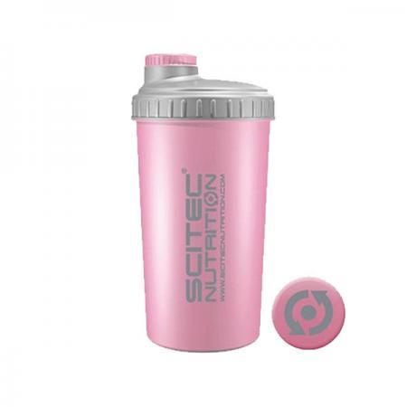 Scitec Classic, 700 мл - розовый с серой крышкой
