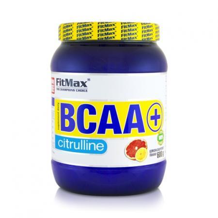 FitMax BCAA + Citrulline, 600 грамм