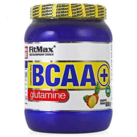 FitMax BCAA + Glutamine, 600 грамм