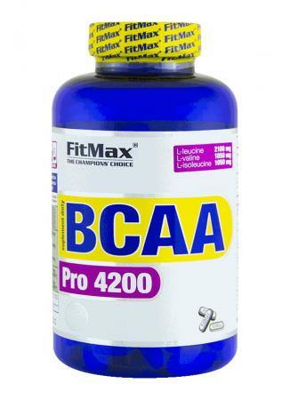 FitMax BCAA Pro 4200, 120 таблеток