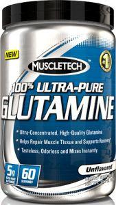Muscletech 100% Ultra-Pure Glutamine, 300 грамм