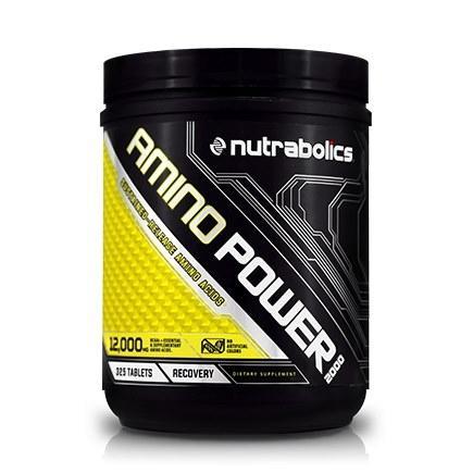 Nutrabolics Amino Power 2000, 325 таблеток