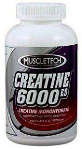 Muscletech Creatine 6000-ES, 510 грамм