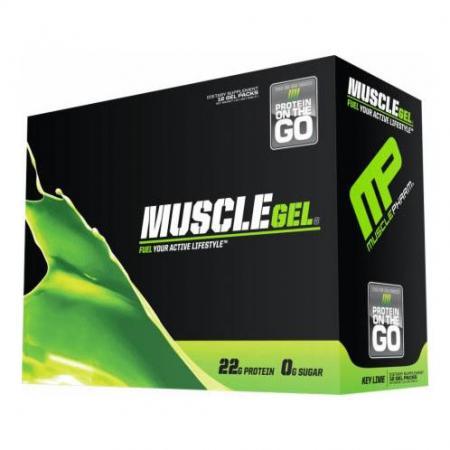 Musclepharm Musclegel, 12 пакетиков