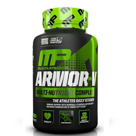 Musclepharm Armor-V, 120 капсул