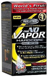 Muscletech naNO Vapor hardcore, 150 капс