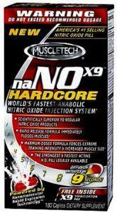 Muscletech naNOX9, 180 табл
