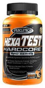 Muscletech HexaTest, 168 капс