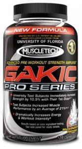 Muscletech Gakic Pro Series, 128 каплет