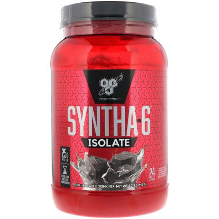 BSN Syntha-6 Isolate, 912 грамм