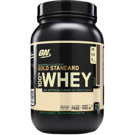 Optimum Gold Standard 100% Whey Natural, 934 грамм