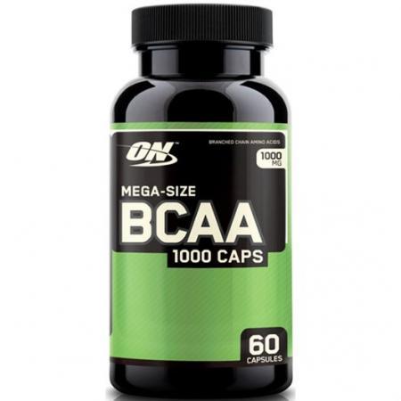Optimum BCAA 1000, 60 капсул