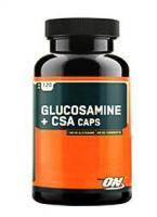 Optimum Nutrition Glucosamine Plus CSA, 120 капс