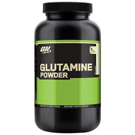 Optimum Glutamine Powder, 150 грамм